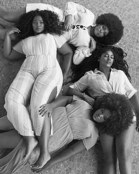 mulheres negras lindas